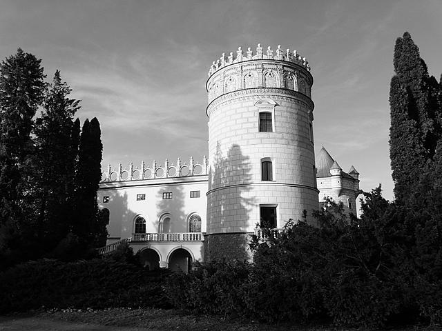 Zamek w Krasiczynie.