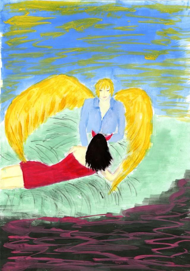 Anioł i Diablica