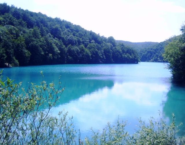 Jezioro Plitvickie
