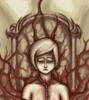 Dziewczyna w cierniowej koronie